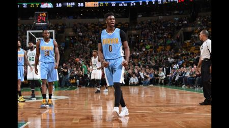 New York Knicks' Emmanuel Mudiay receives second chance