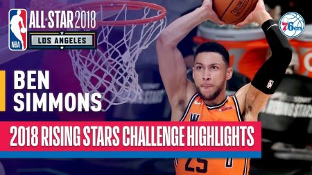 Ben Simmons, Donovan Mitchell recognized by NBA