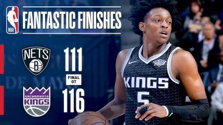 De'Aaron Fox provides Sacramento Kings optimism for future