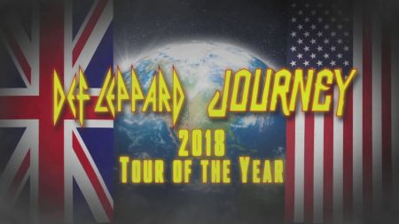Def Leppard and Journey to rock T-Mobile Arena this fall