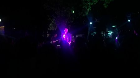 Watch: Smashing Pumpkins perform '1979' at raided house party in Los Angeles