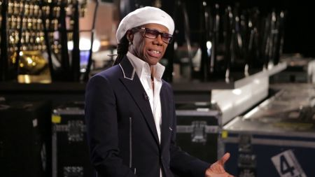 Nile Rodgers elected chairman of the Songwriters Hall of Fame