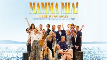Cher and Andy Garcia hit charts with 'Fernando' cover from 'Mamma Mia' sequel