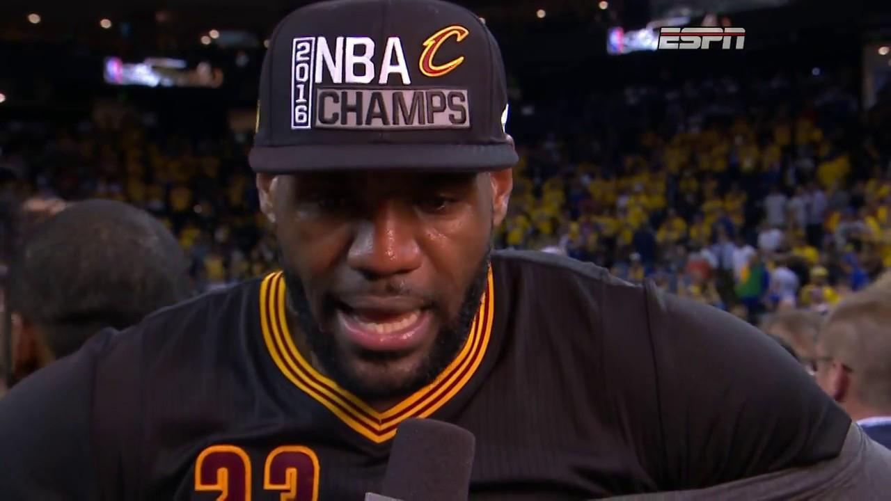 7 greatest moments in LeBron Jame's career (so far)