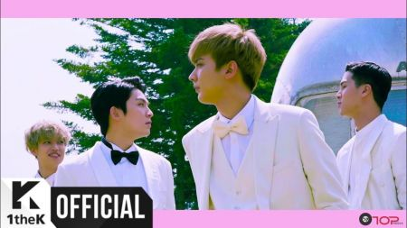 K-Pop band Teen Top celebrate 8th anniversary with new music video for 'Lover'