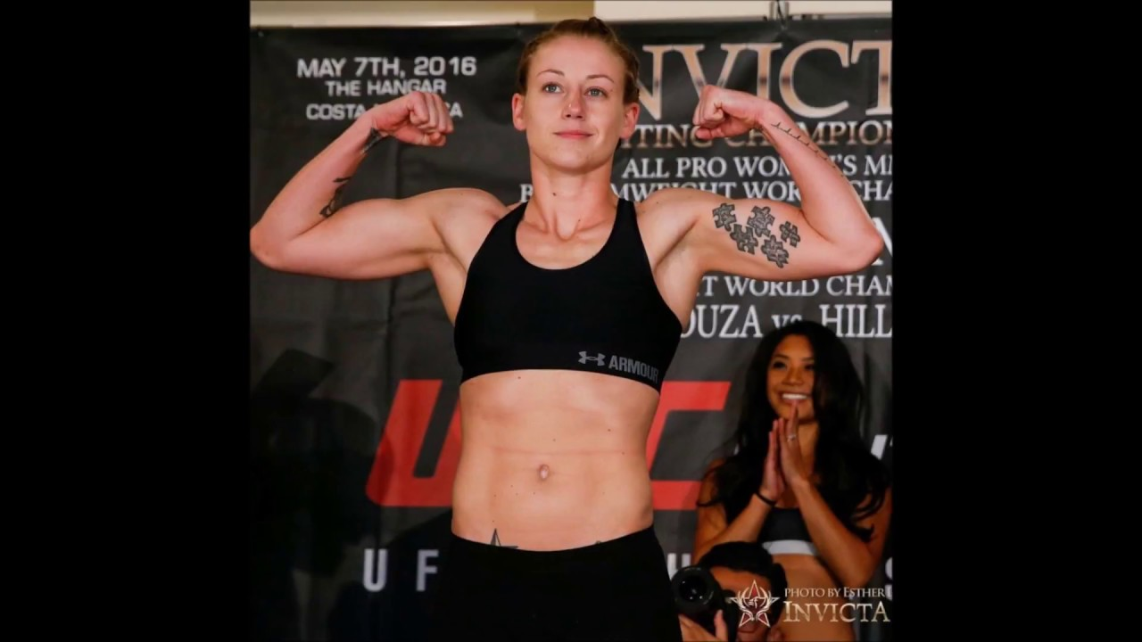Alexa Conners talks Invicta FC 30, says training at Syndicate MMA completely 'changed' her game