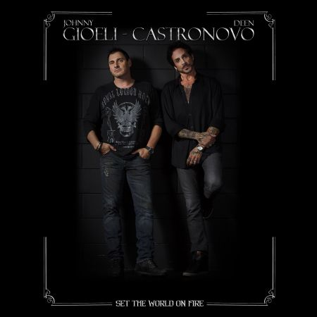 Interview: The Dead Daisies' Deen Castronovo Discusses New Project with Johnny Gioeli – 'Set The World On Fire'