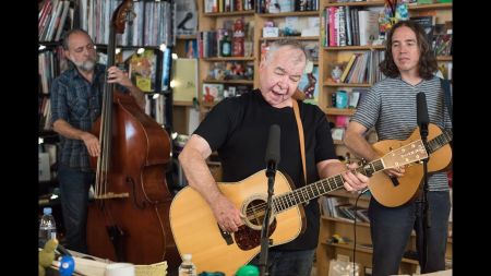 John Prine, Nathaniel Rateliff join forces for one night at Denver's Buell Theatre