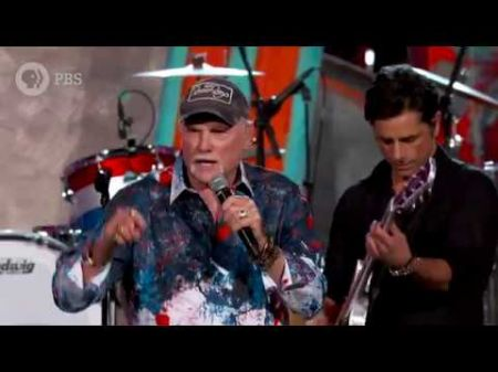 Watch: Beach Boys rock medley with Jimmy Buffett and John Stamos at 4th of July show