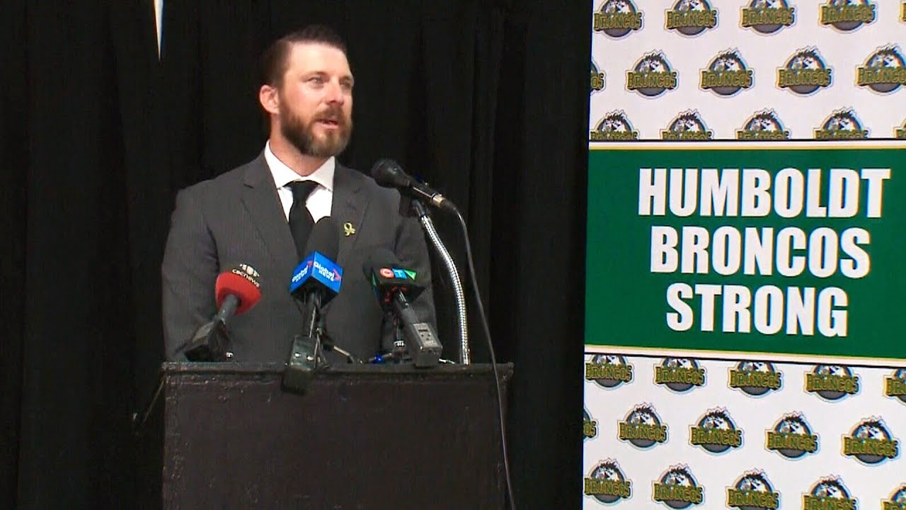 Oystrick named head coach of the Humboldt Broncos