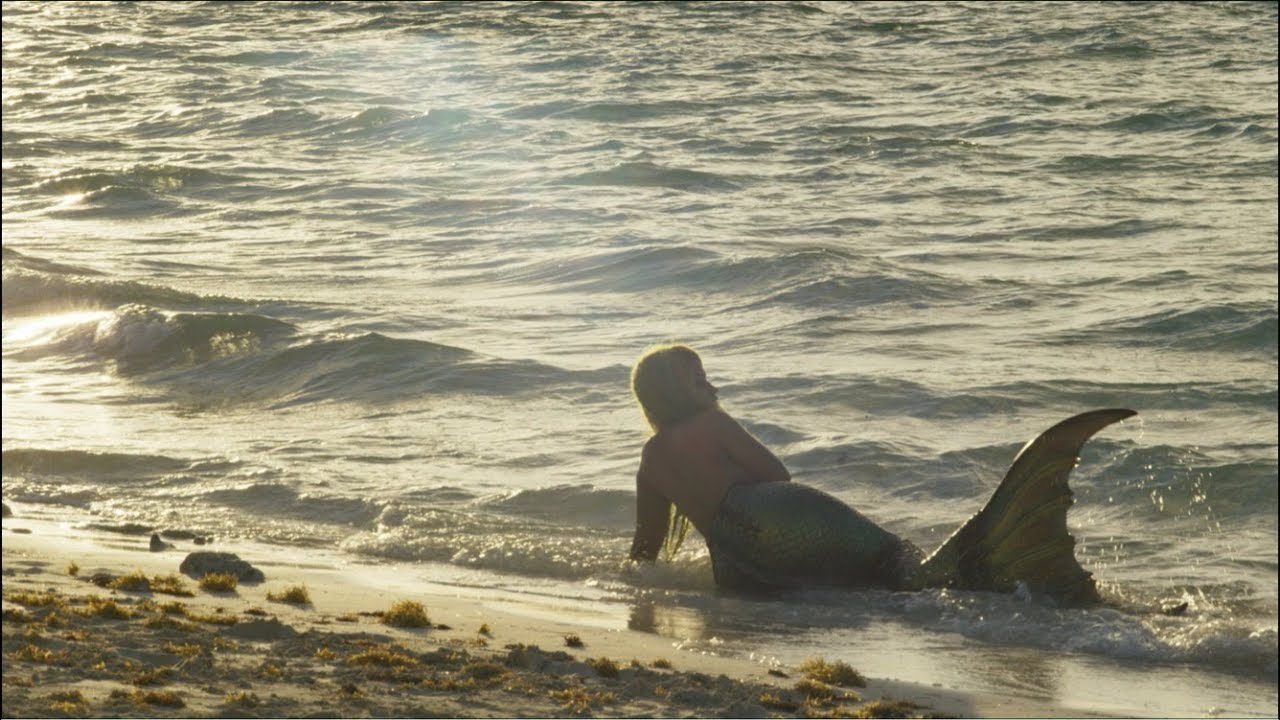 Watch Nicki Minaj as a mermaid in new video for 'Bed' feat. Ariana Grande