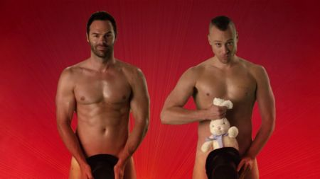The Naked Magicians heading to City National Grove this fall