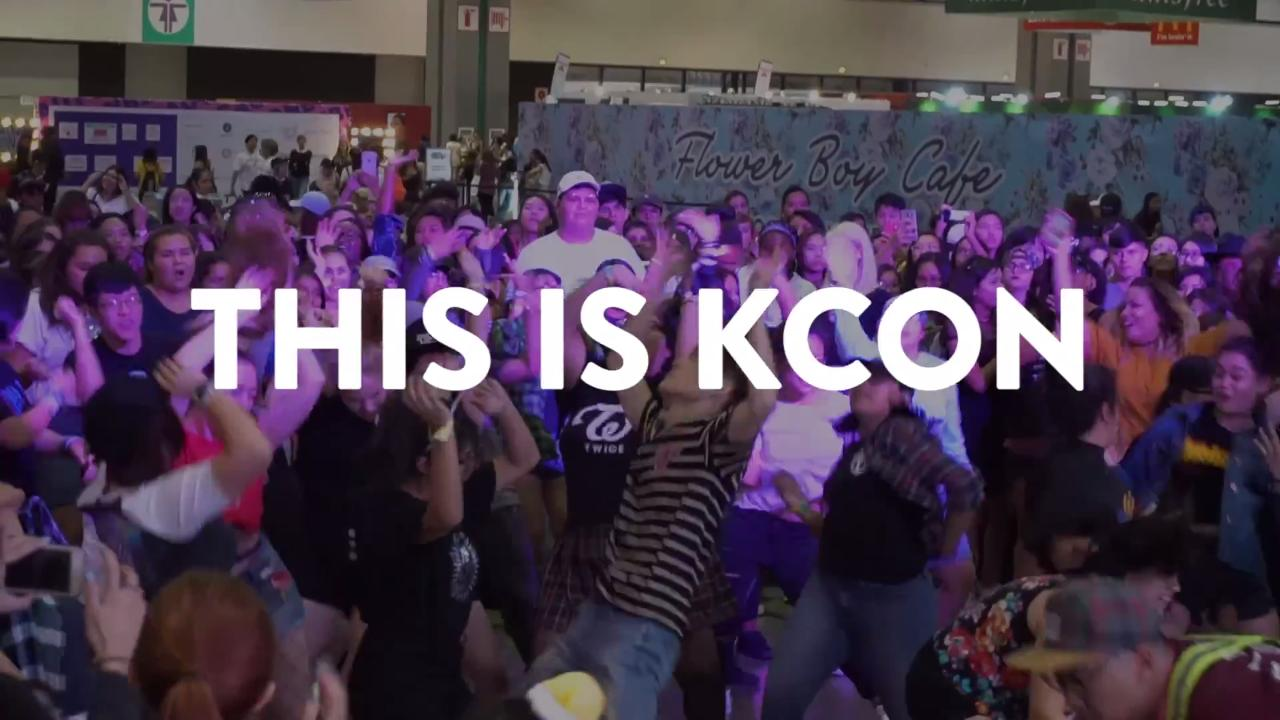 KCON 2018 announces Los Angeles event details and performance line-up