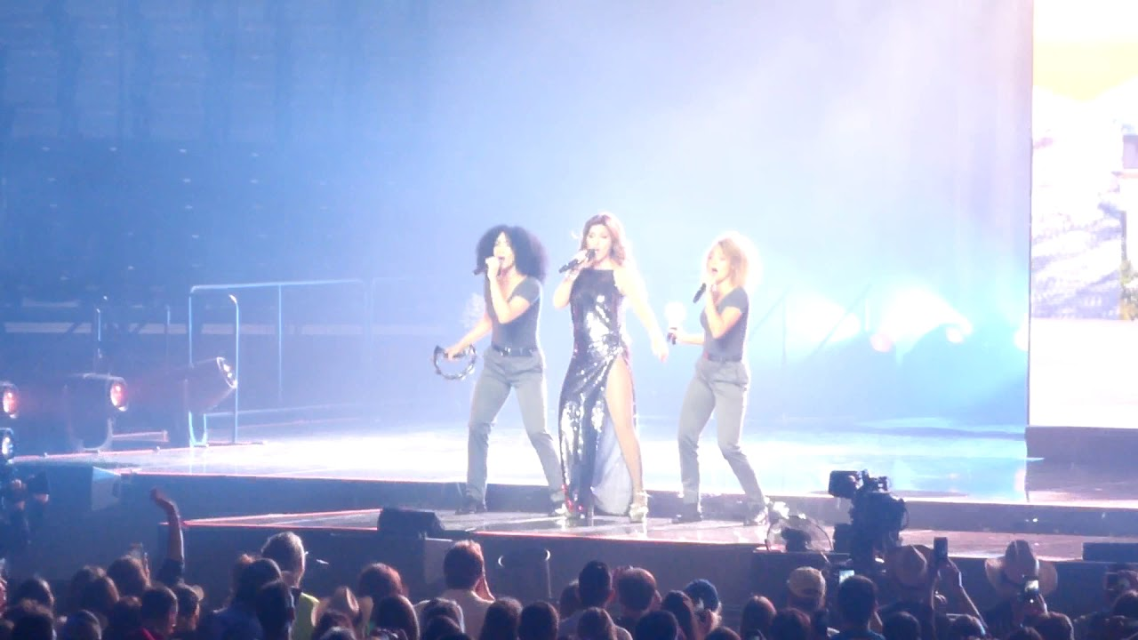 Watch: Shania Twain performs 'Come on Over' at 2018 Canadian tour finale in Toronto