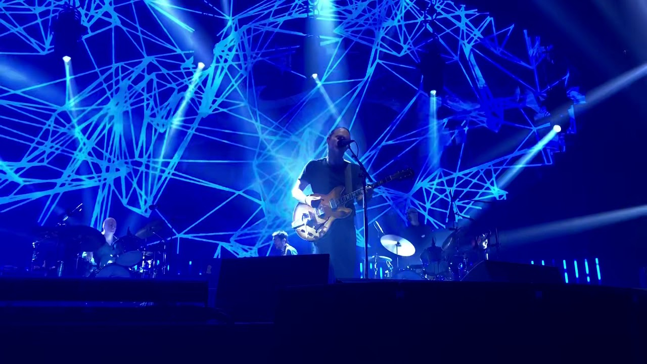 Radiohead perform 'Blow Out' for the first time in 10 years at tour opener