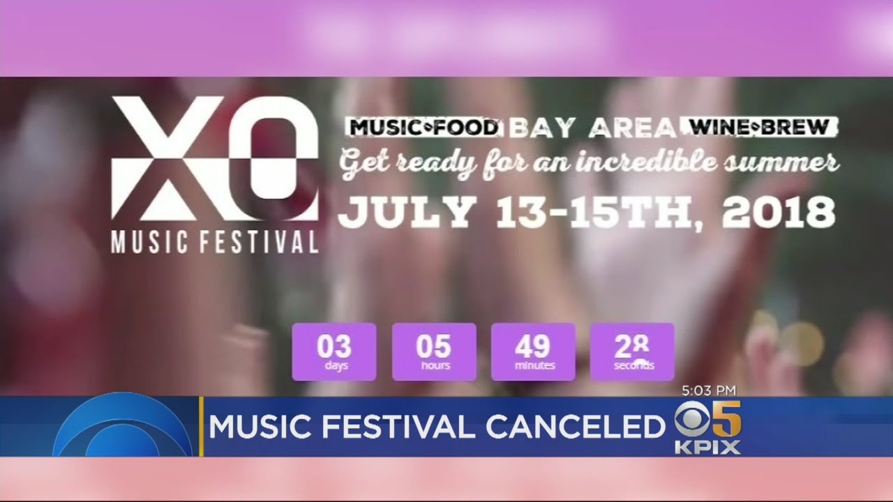 XO Music Festival starring Ludacris, T.I., Fabolous is canceled amid conflicting stories