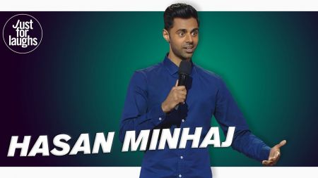 Hasan Minhaj announces North American dates for 'Before the Storm' Comedy Tour