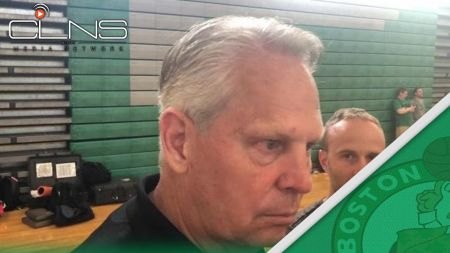 Danny Ainge envisions competitive Eastern Conference