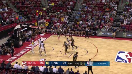 Trae Young finding his way for Atlanta Hawks