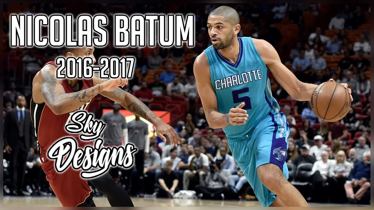 Charlotte Hornets without Nicolas Batum for extended period