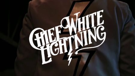 Chief White Lightning shows range on his self-titled album