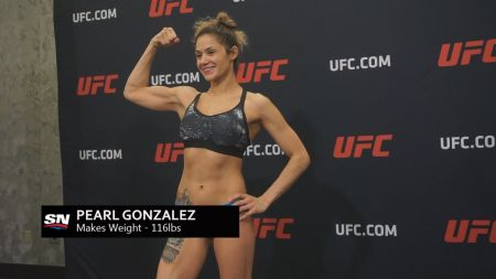 MMA star Pearl Gonzalez eyes ESPN the Magazine 'Body Issue' opportunity