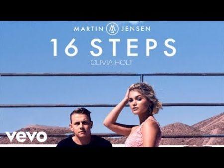 Listen: Martin Jensen teams up with Olivia Holt for '16 Steps'