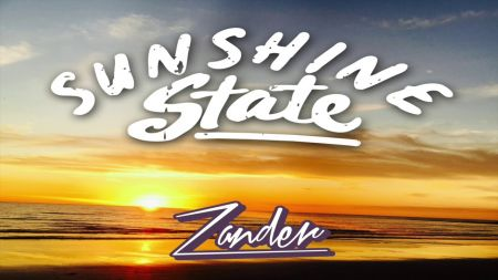 Listen: Zander conjures up endless summer vibes with 'Sunshine State of Mind' EP
