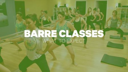 5 benefits of and reasons for doing barre workouts