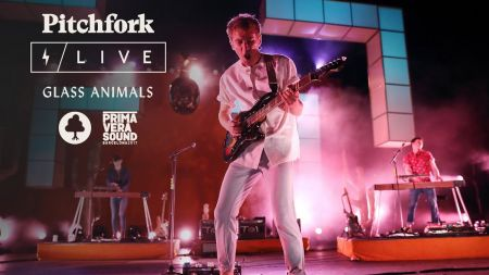 Glass Animals tour canceled after drummer hit by truck