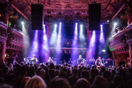 Neurosis and Converge slay a sold out crowd in SF