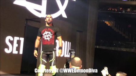 Watch: WWE Universe pops for Seth Rollins at Madison Square Garden
