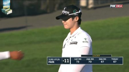 South Koreans dominate the 2017 US Women's Golf Open