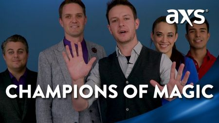Watch: Champions of Magic explain how they take your breath away