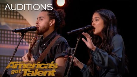 Interview: Us The Duo talks risk-taking 'America's Got Talent' audition and staying connected to fans