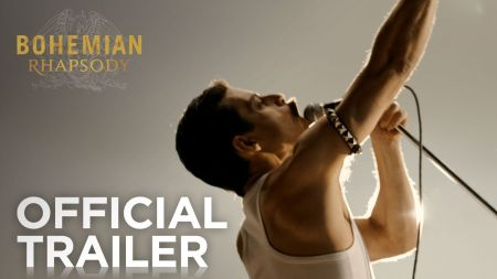 Watch: Rami Malek takes centerstage as Freddie Mercury in second trailer for 'Bohemian Rhapsody'