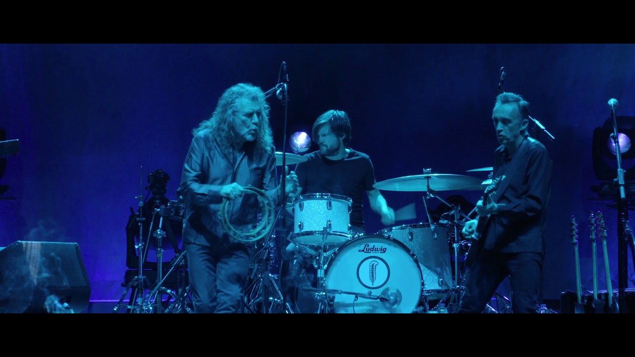 Robert Plant & the Sensational Space Shifters add 2018 fall U.S. tour dates