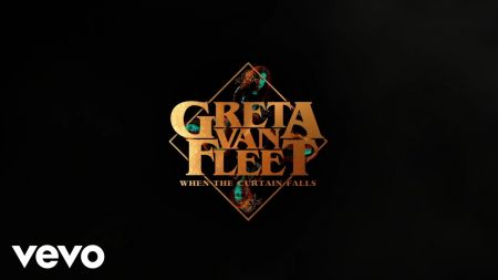 Listen to Greta Van Fleet's new song 'When the Curtain Falls'