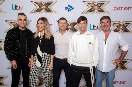 'The X Factor UK': Louis Tomlinson, Robbie Williams join season 15 judging panel this fall on AXS TV