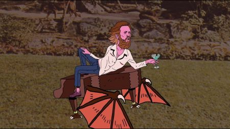 Father John Misty releases psychedelic video for 'Date Night,' Watch