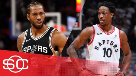 Toronto Raptors trade for Kawhi Leonard in blockbuster deal