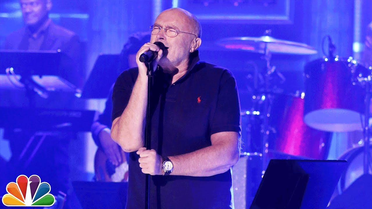 Phil Collins 58-track box set 'Plays Well With Others' to be released in September