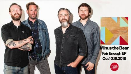 Minus the Bear announce break up and final tour