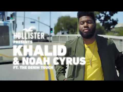 Khalid to perform at 2018 Teen Choice Awards, signs on for Hollister Co. campaign with Noah Cyrus