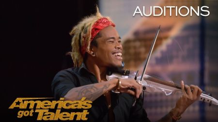 Interview: Brian King Joseph talks 'the power of music' and touching lives with his AGT audition