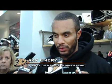 ESPYs recognize former Ontario Reign goaltender Ray Emery