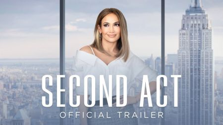 Watch: Jennifer Lopez does 'Working Girl'-inspired movie 'Second Act'