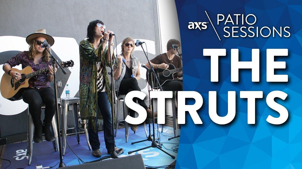 The Struts announce fall North American tour