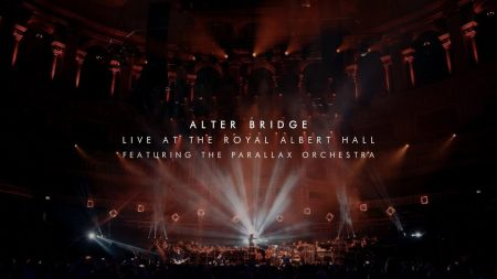 Alter Bridge announce fourth concert album, 'Live at the Royal Albert Hall'