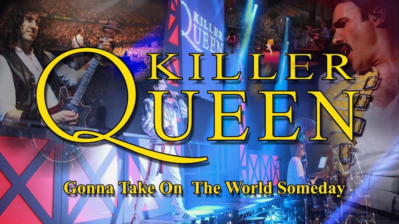 Interview: Queen cover band Killer Queen's lead singer talks what it